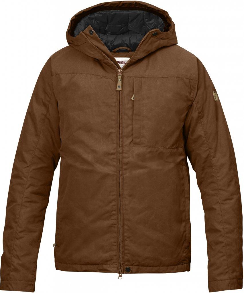 FjallRaven Kiruna Loft Jacket Chestnut-30