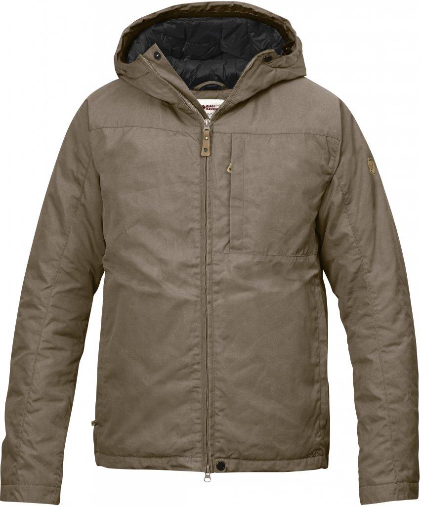 FjallRaven Kiruna Loft Jacket Taupe-30