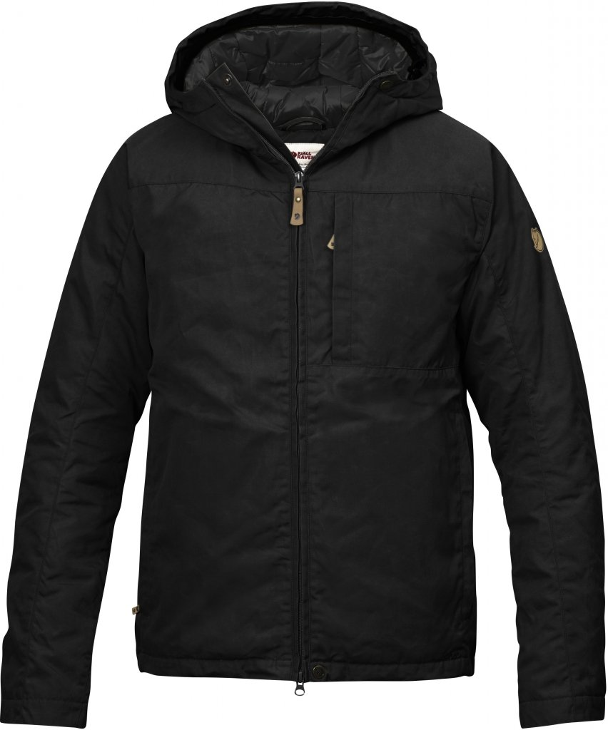 FjallRaven Kiruna Loft Jacket Black-30