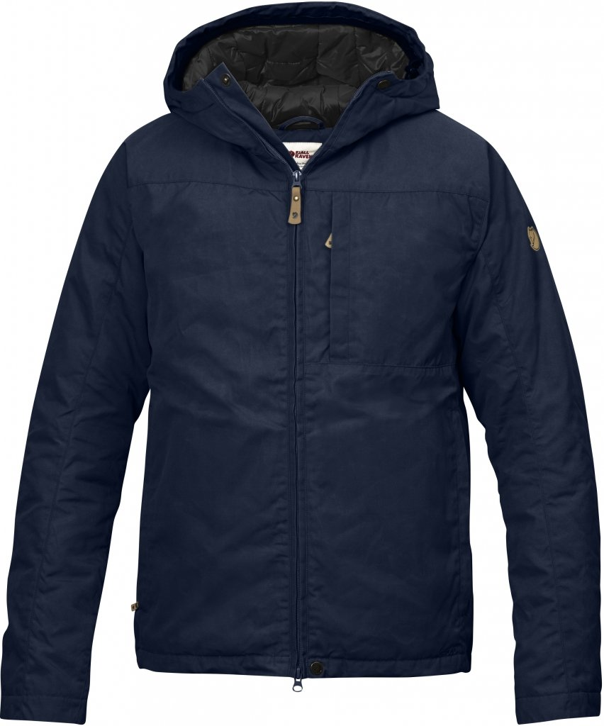 FjallRaven Kiruna Loft Jacket Dark Navy-30