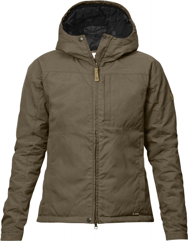 FjallRaven Kiruna Loft Jacket W Taupe-30