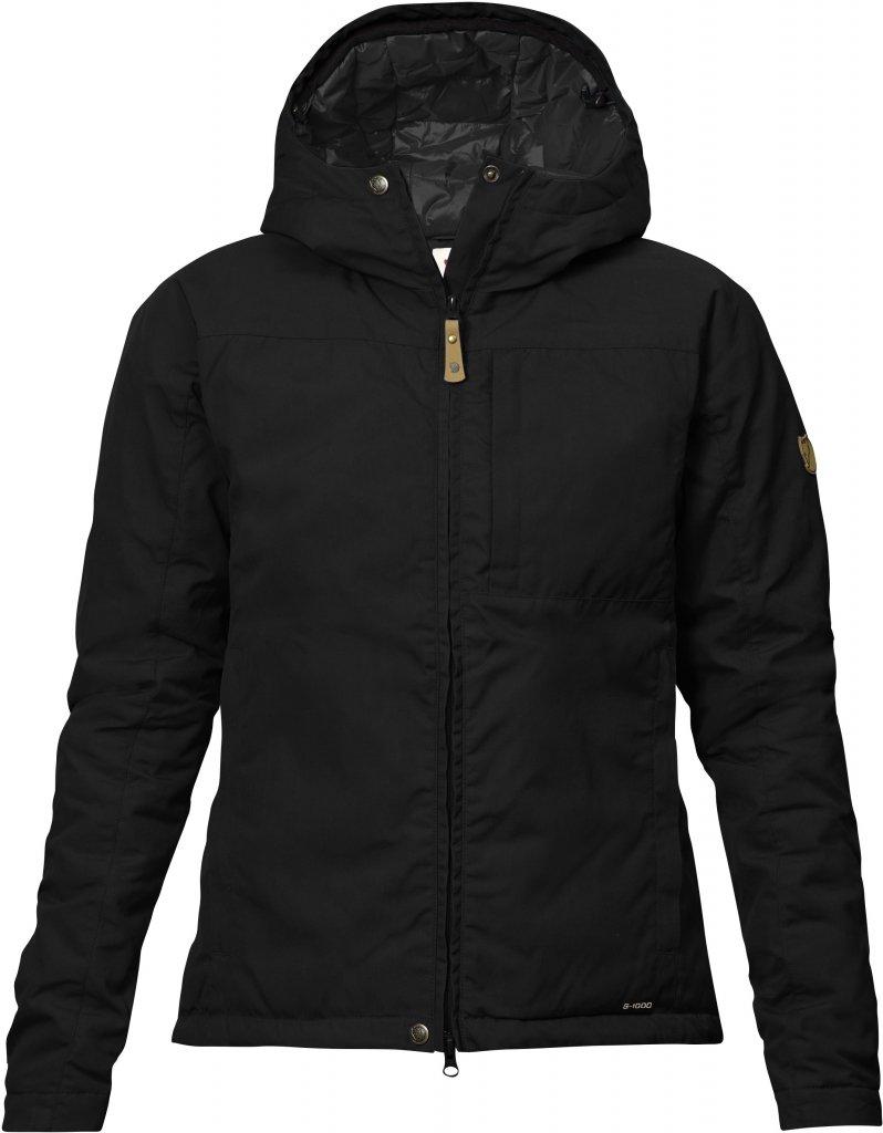 FjallRaven Kiruna Loft Jacket W Black-30
