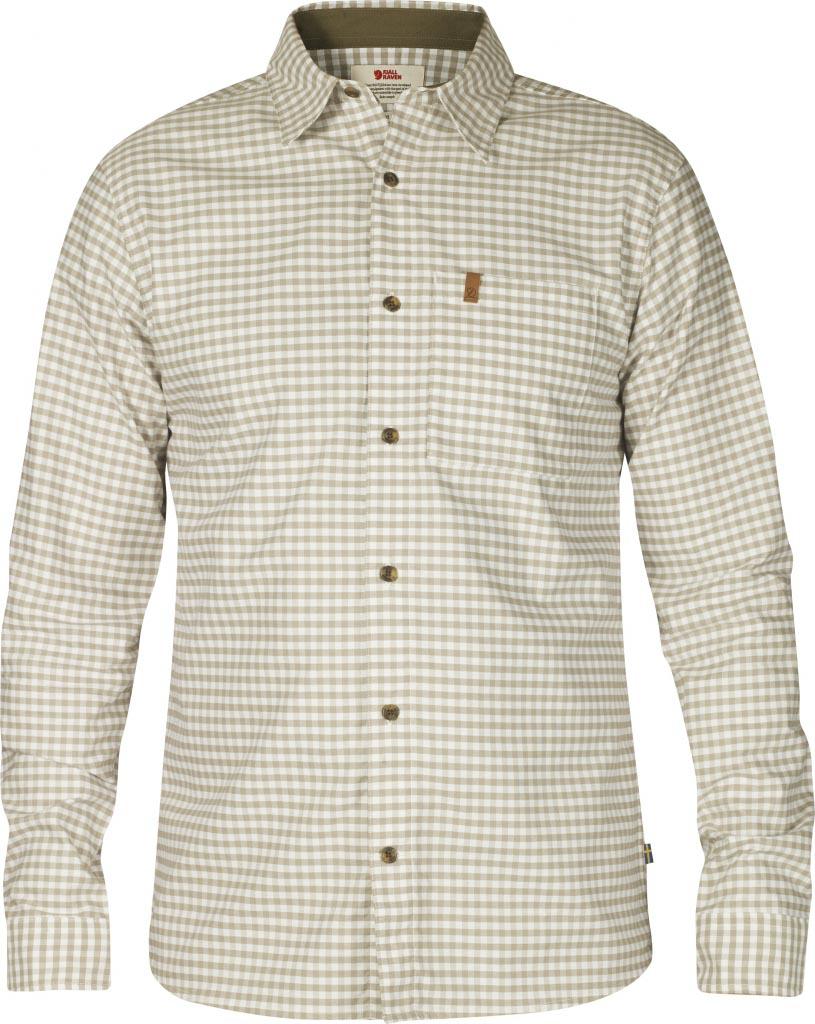 FjallRaven Kiruna Shirt LS Fog-30