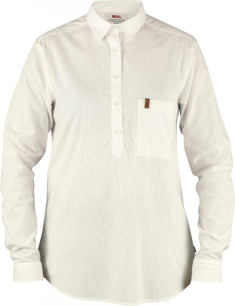 FjallRaven Kiruna Shirt LS W. Ecru-30
