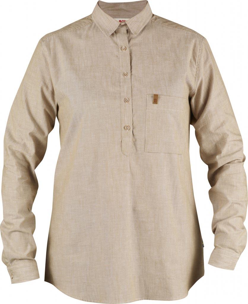 FjallRaven Kiruna Shirt LS W. Sand-30