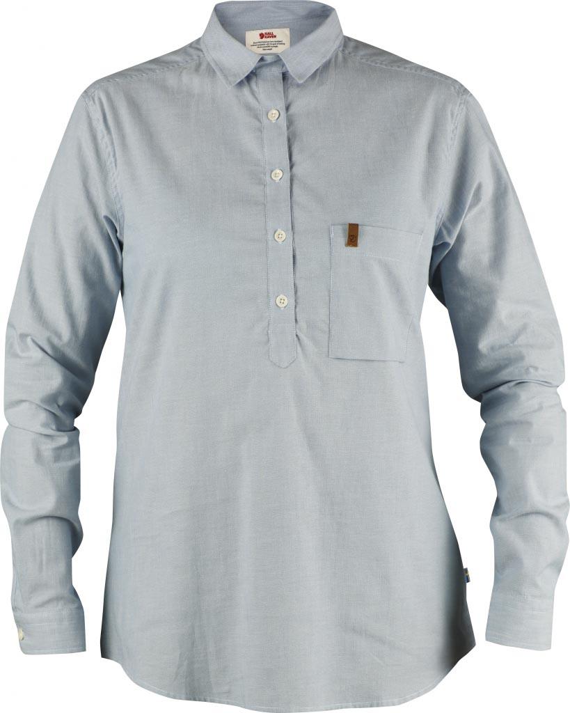 FjallRaven Kiruna Shirt LS W. Sky Blue-30