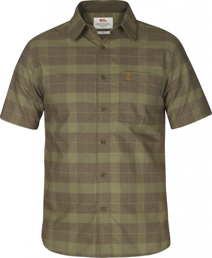FjallRaven Kiruna Shirt SS Tarmac-30