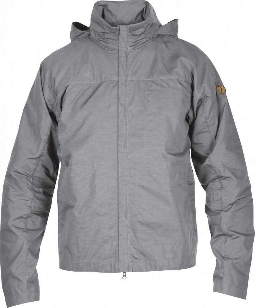 FjallRaven Kiruna Short Jacket Fog-30