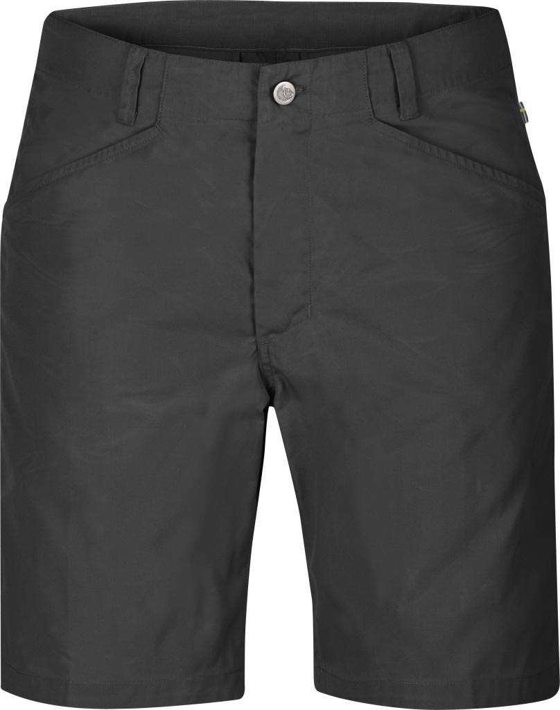 FjallRaven Kiruna Shorts W. Dark Grey-30