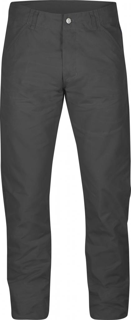 FjallRaven Kiruna Trousers Dark Grey-30