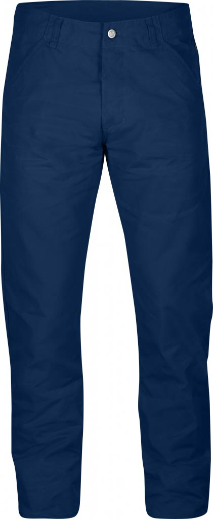 FjallRaven Kiruna Trousers Ink Blue-30