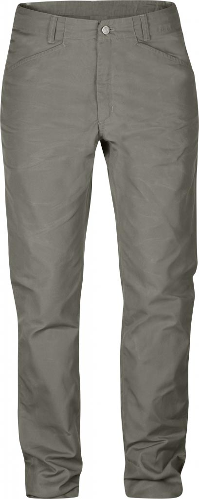 FjallRaven Kiruna Trousers W. Fog-30