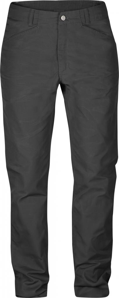 FjallRaven Kiruna Trousers W. Dark Grey-30