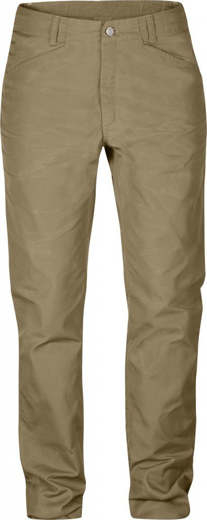 FjallRaven Kiruna Trousers W. Sand-30