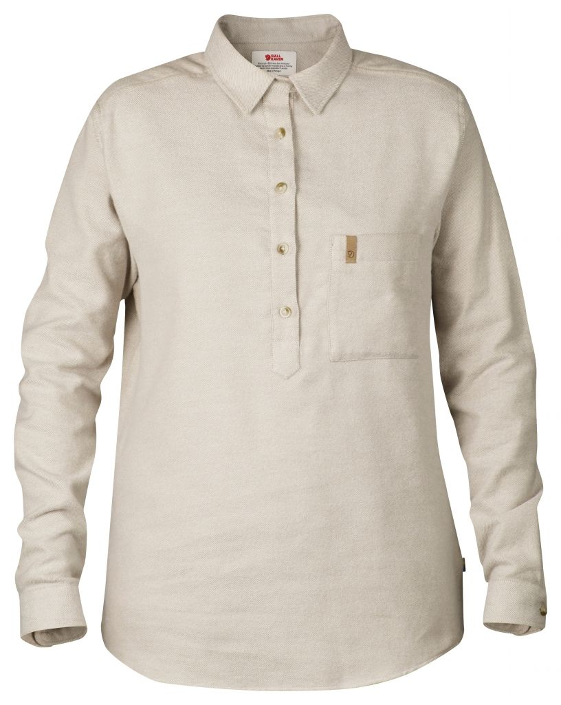 FjallRaven Kiruna Winter Shirt LS W. Sand-30