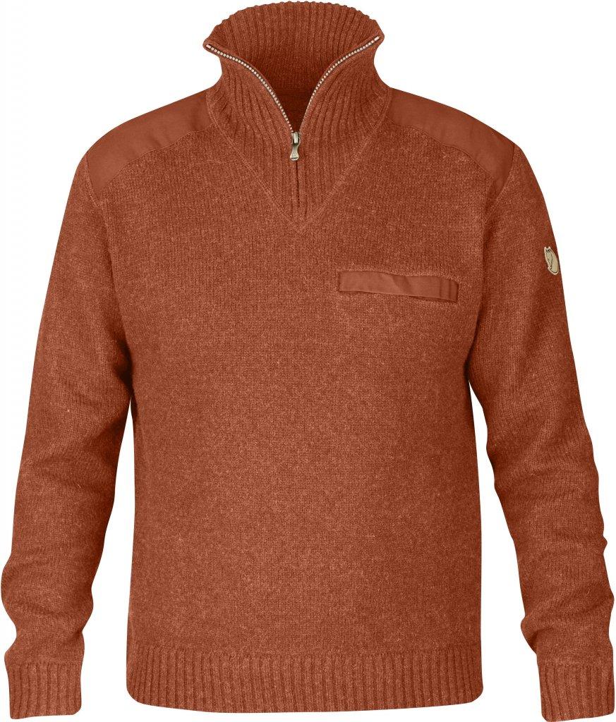 FjallRaven Koster Sweater Autumn Leaf-30