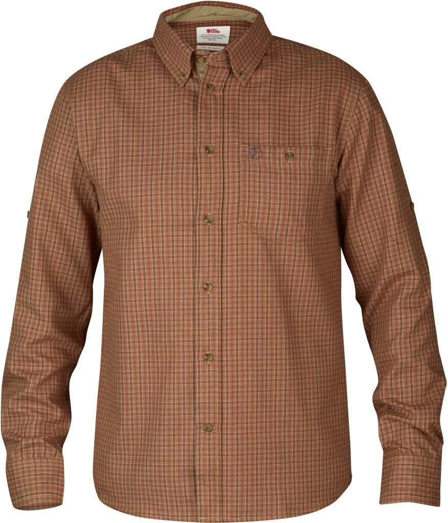 FjallRaven Kvarts Shirt Autumn Leaf-30