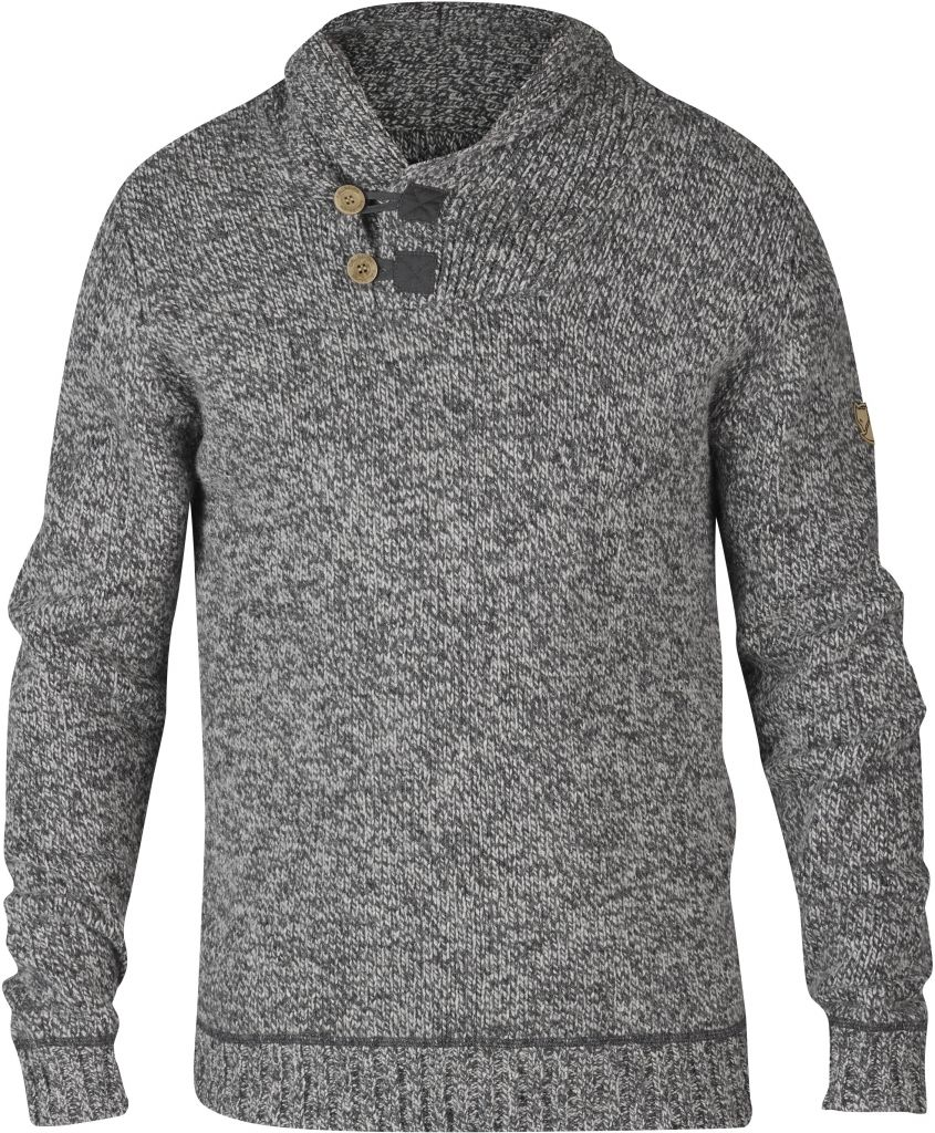 FjallRaven Lada Sweater Grey-30