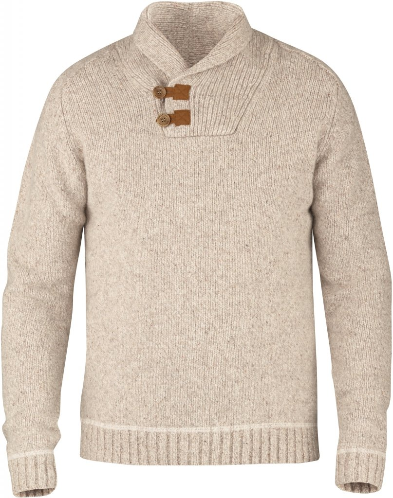 FjallRaven Lada Sweater Cork-30