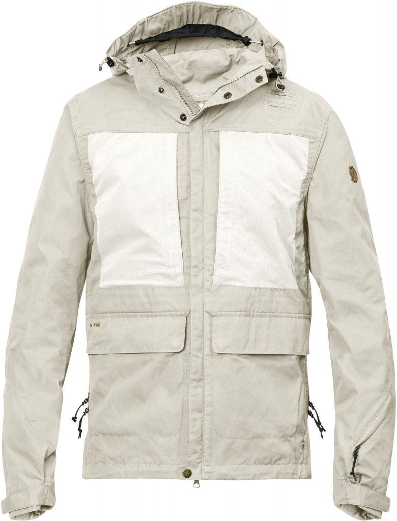 FjallRaven Lappland Hybrid Jacket Chalk White-30