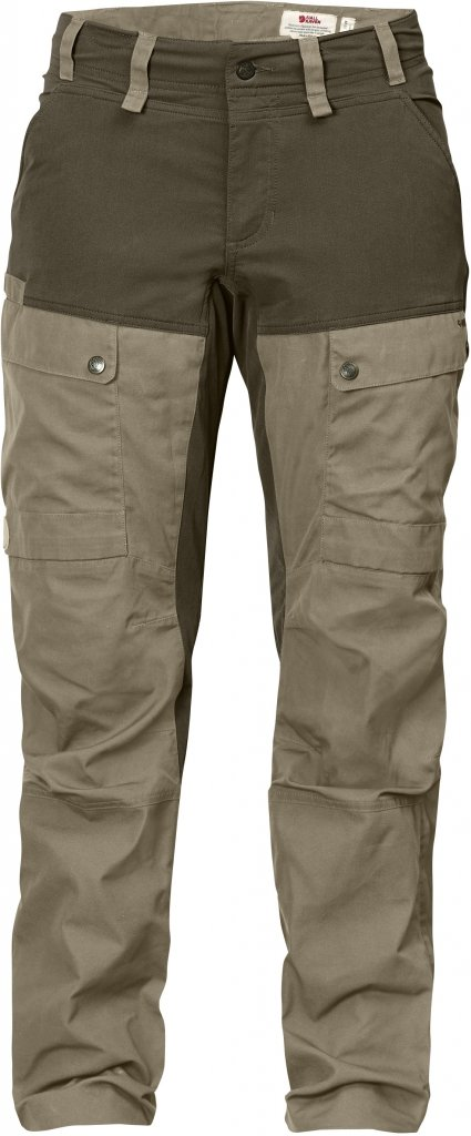 FjallRaven Lappland Hybrid Trousers W Taupe-30