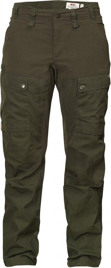 FjallRaven Lappland Hybrid Trousers W Dark Olive-30