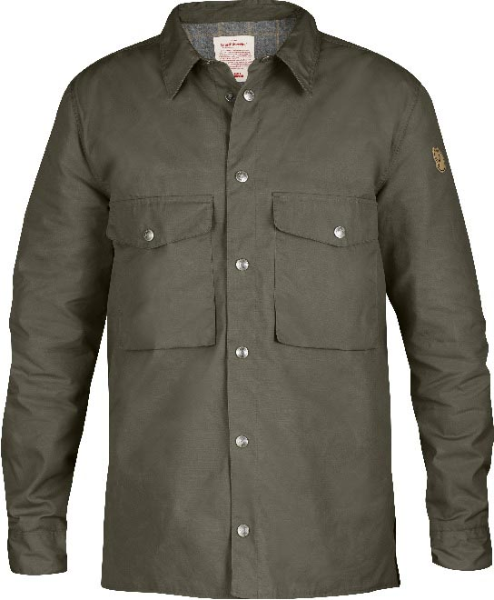 FjallRaven Lined Shirt No. 1 Tarmac-30