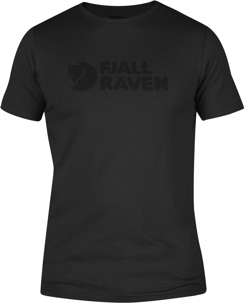 FjallRaven Logo T-shirt Dark Grey-30