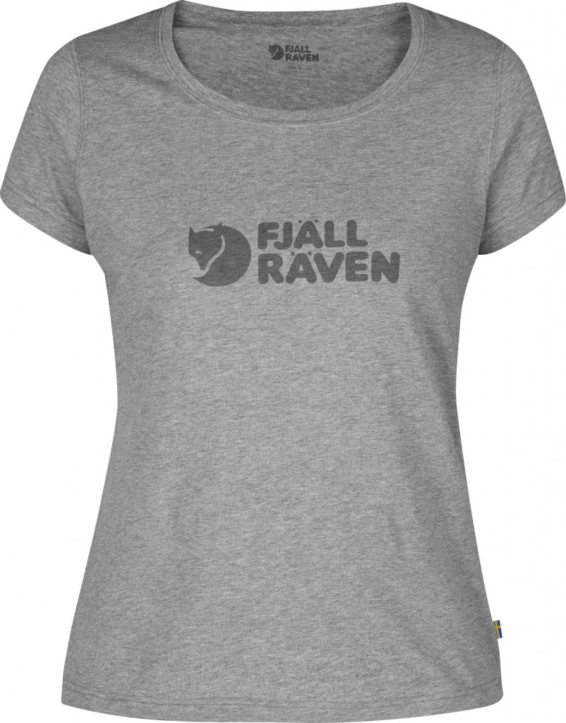 FjallRaven Logo T-Shirt W. Grey-30