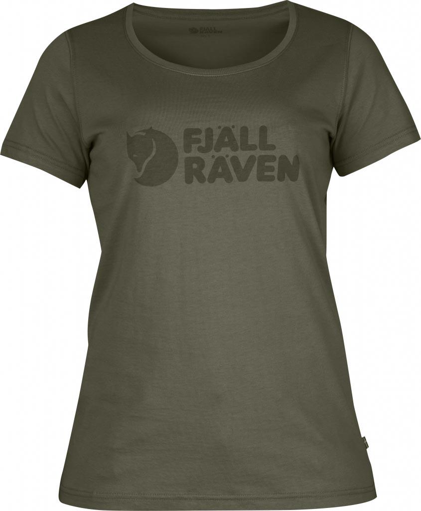 FjallRaven Logo T-Shirt W. Tarmac-30