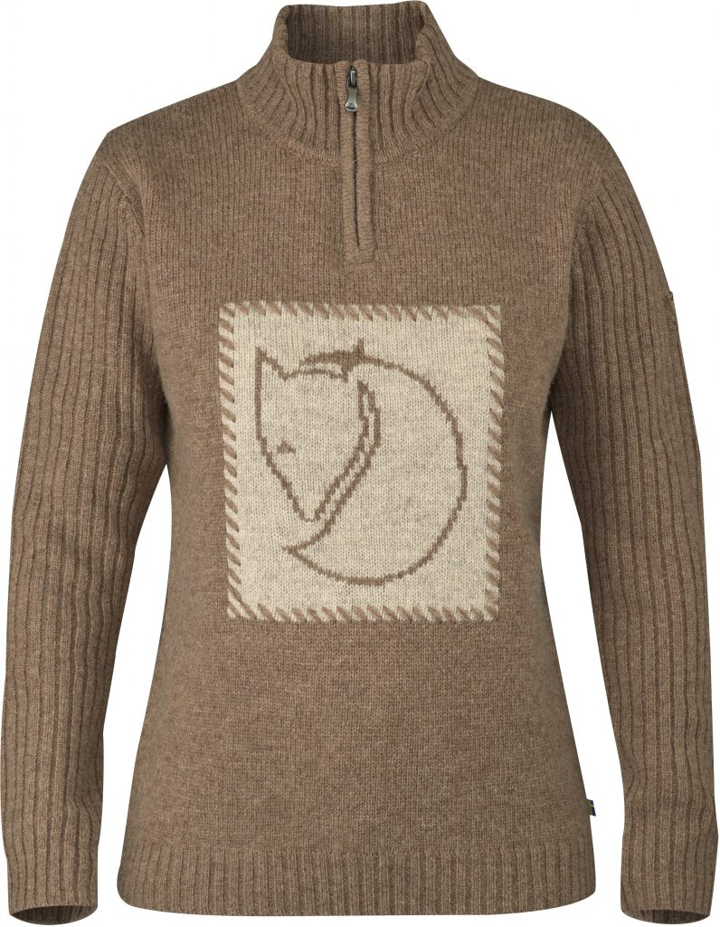 FjallRaven Louise Sweater Chestnut-30