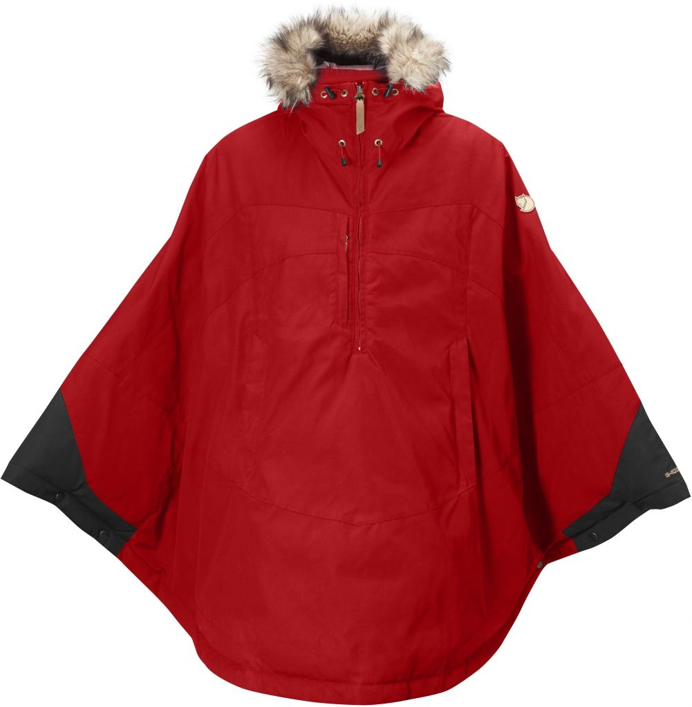 FjallRaven Luhkka Red-30