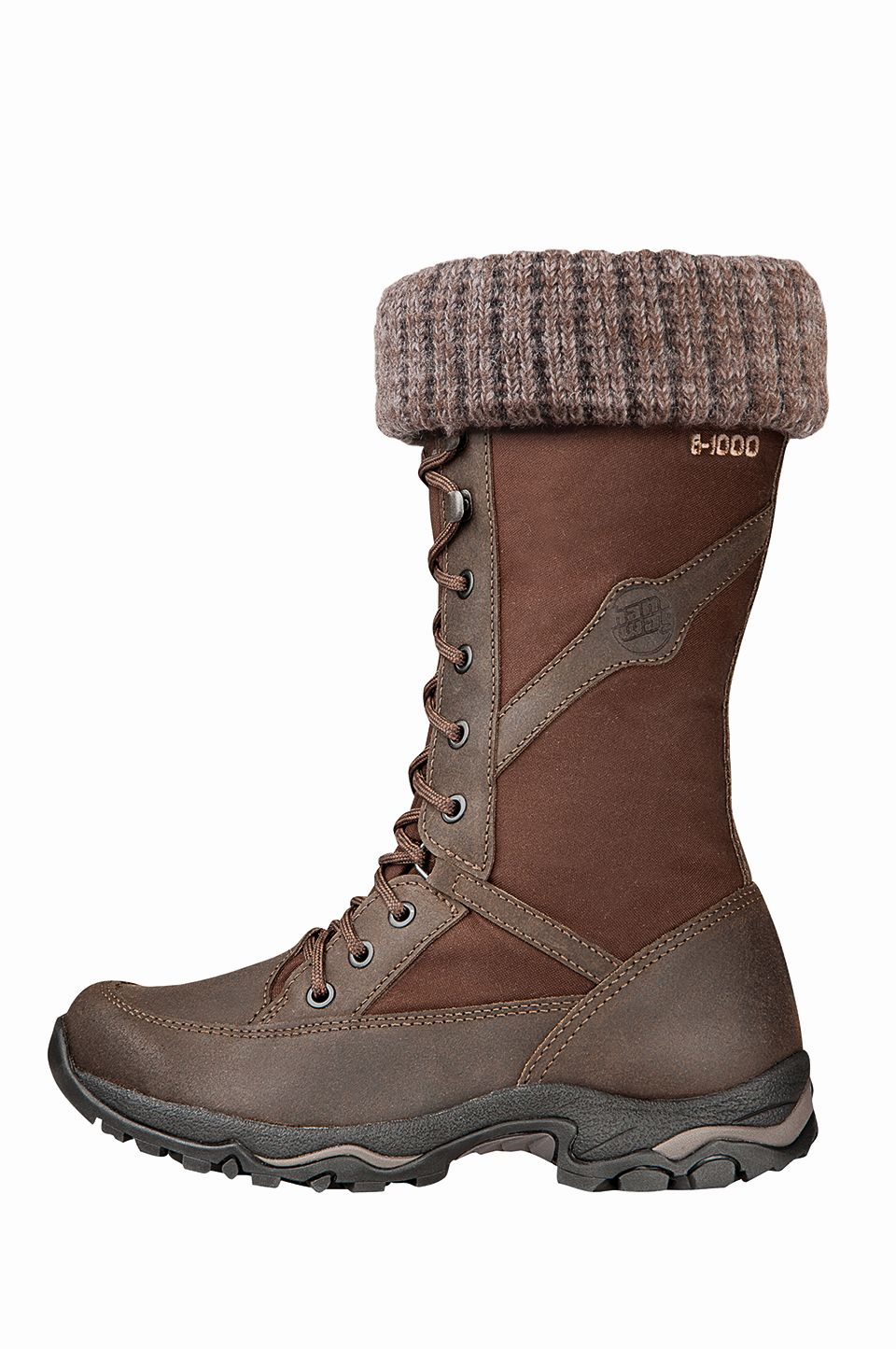 Hanwag Lunta Lady GTX Brown-30