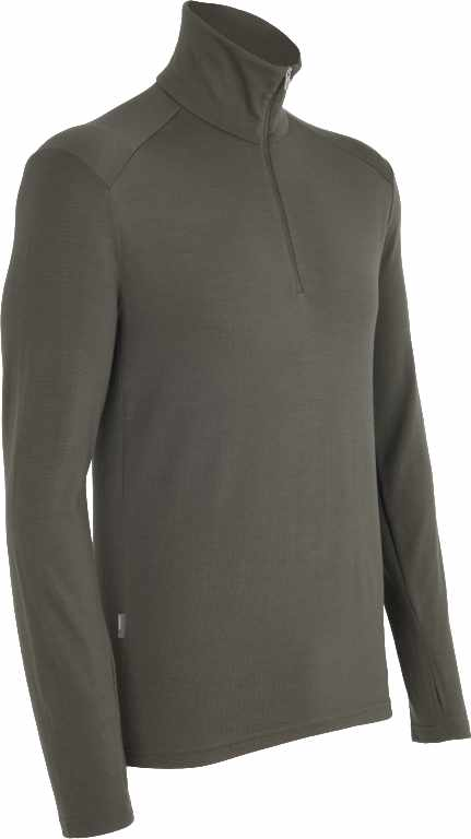 Icebreaker Tech Top LS Half Zip Cargo-30