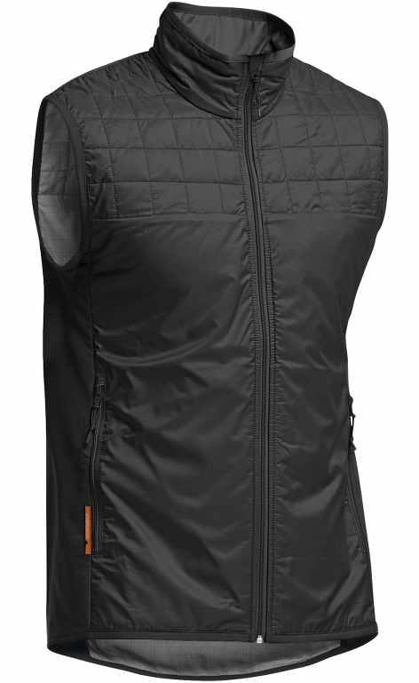 Icebreaker Helix Vest Black/Black/Black-30