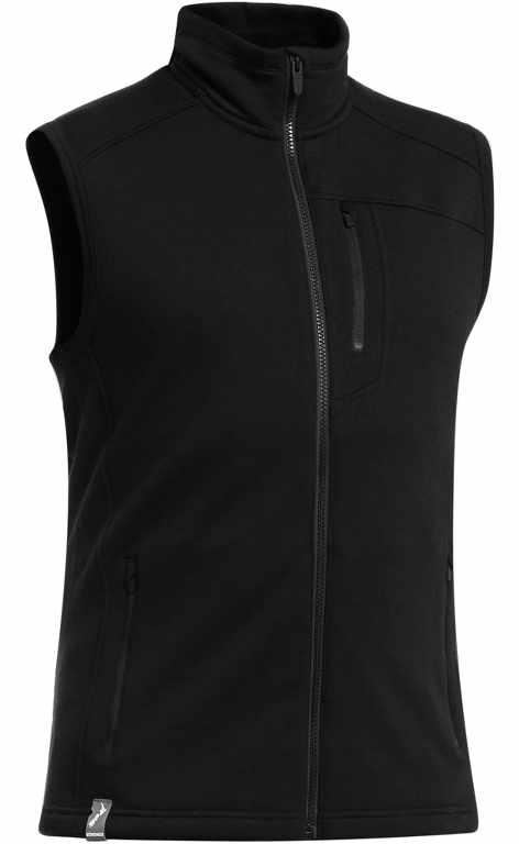 Icebreaker Sierra Vest Black/Black-30