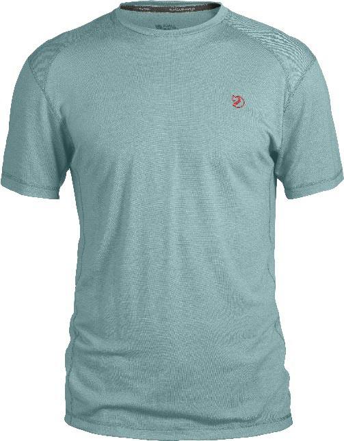 FjallRaven Mard T-shirt Sky Blue-30