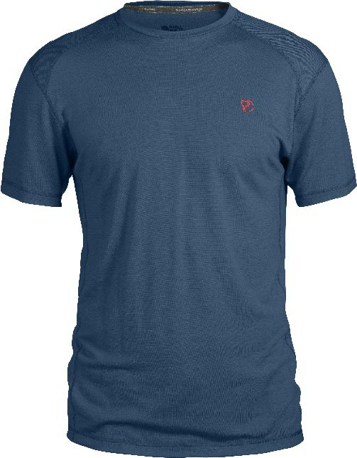 FjallRaven Mard T-shirt Uncle Blue-30