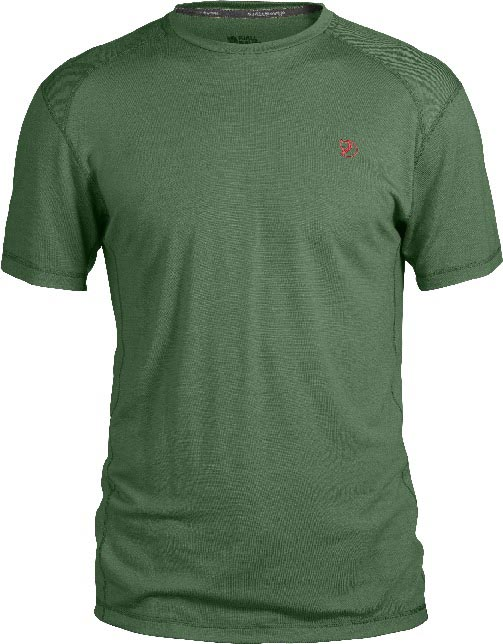 FjallRaven Mard T-shirt Salvia Green-30