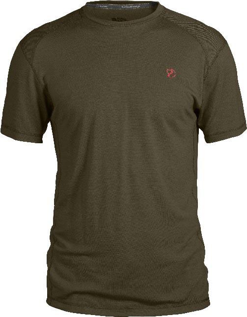 FjallRaven Mard T-shirt Dark Olive-30