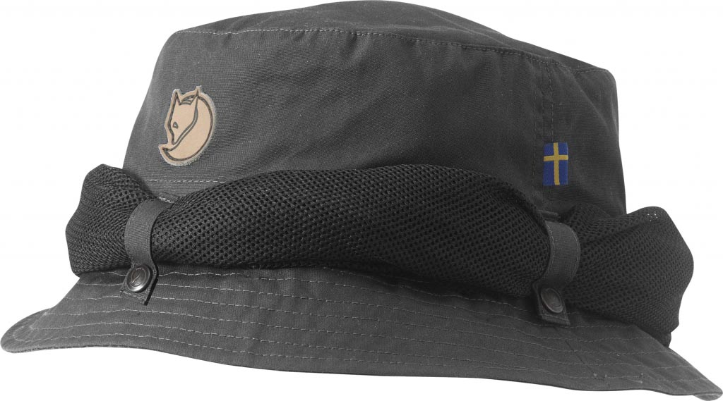 FjallRaven Marlin Mosquito hat Dark Grey-30