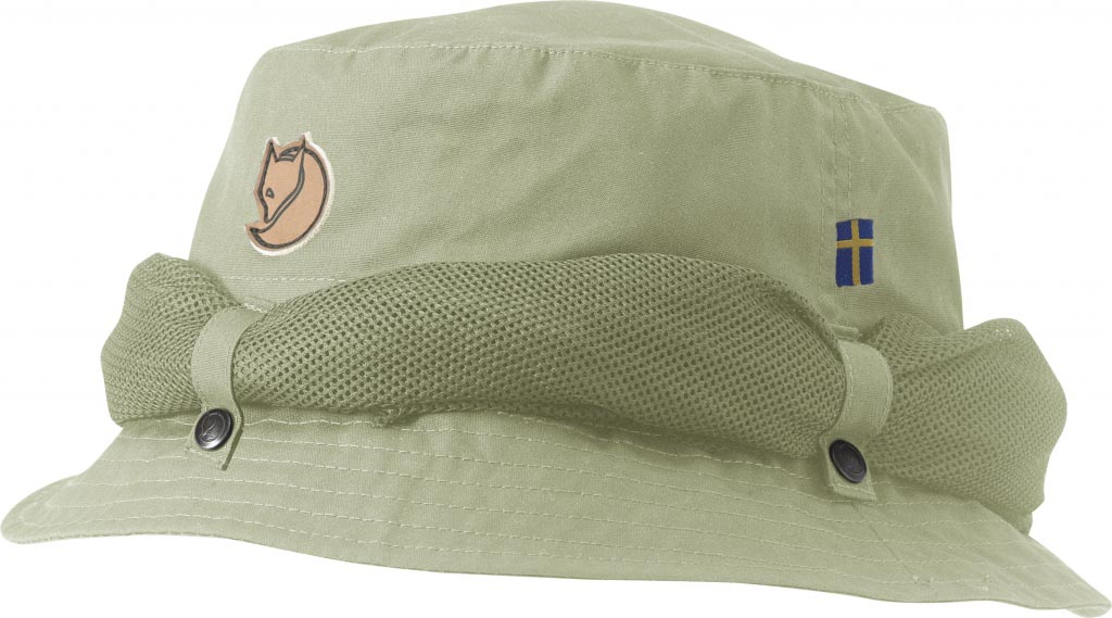 FjallRaven Marlin Mosquito hat Light Beige-30