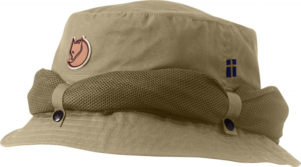 FjallRaven Marlin Mosquito hat Sand-30