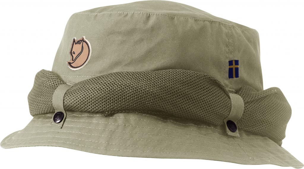 FjallRaven Marlin Mosquito hat Light Khaki-30