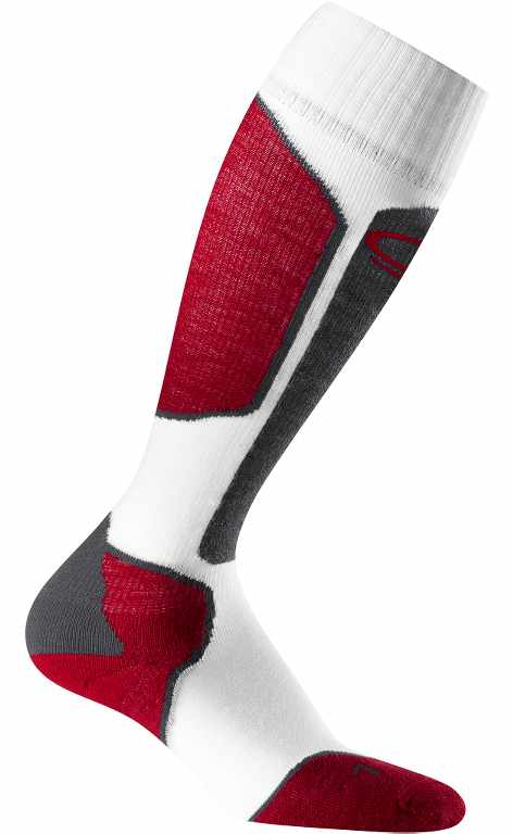 Icebreaker Ski+ Lt OTC Monsoon/White/Red-30