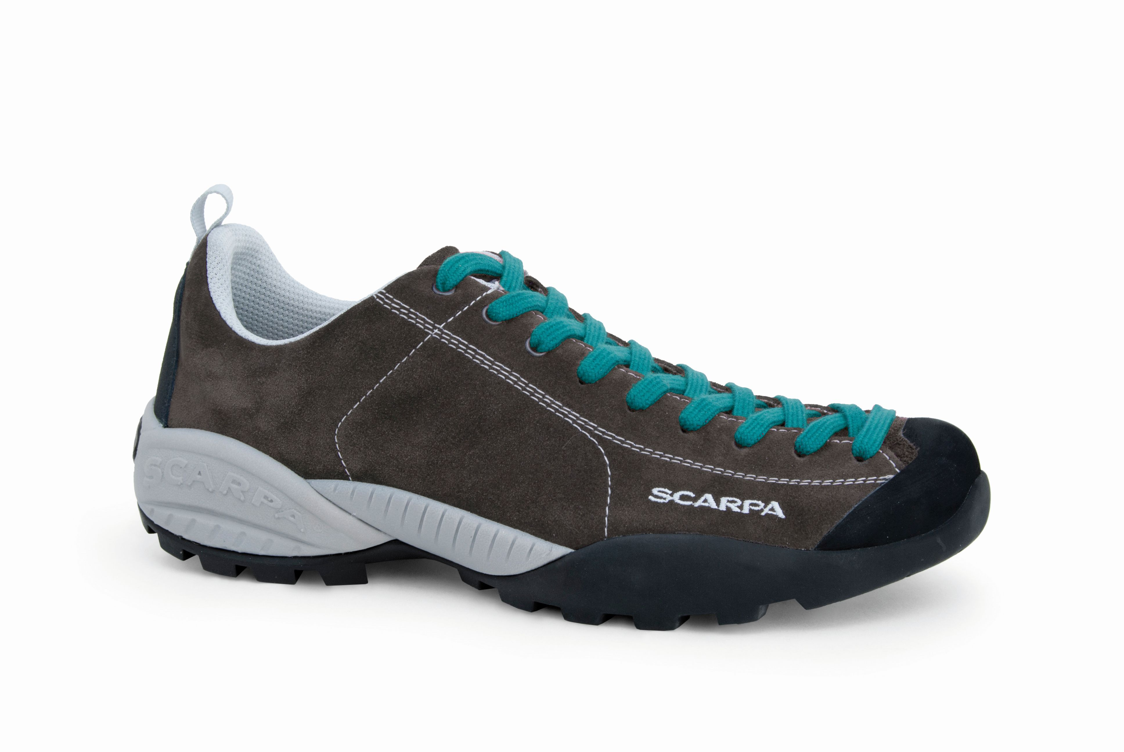 Scarpa Mojito Lt Charcoal/Lake blue-30