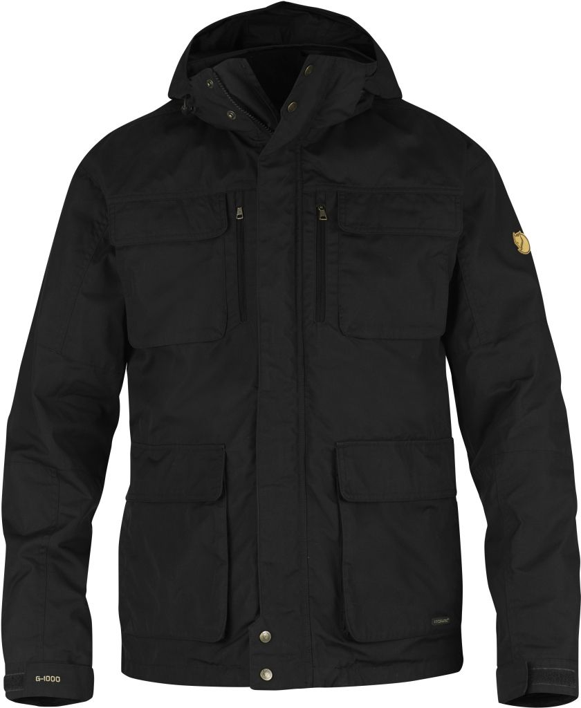 FjallRaven Montt 3 in 1 Hydratic Jacket Black-30