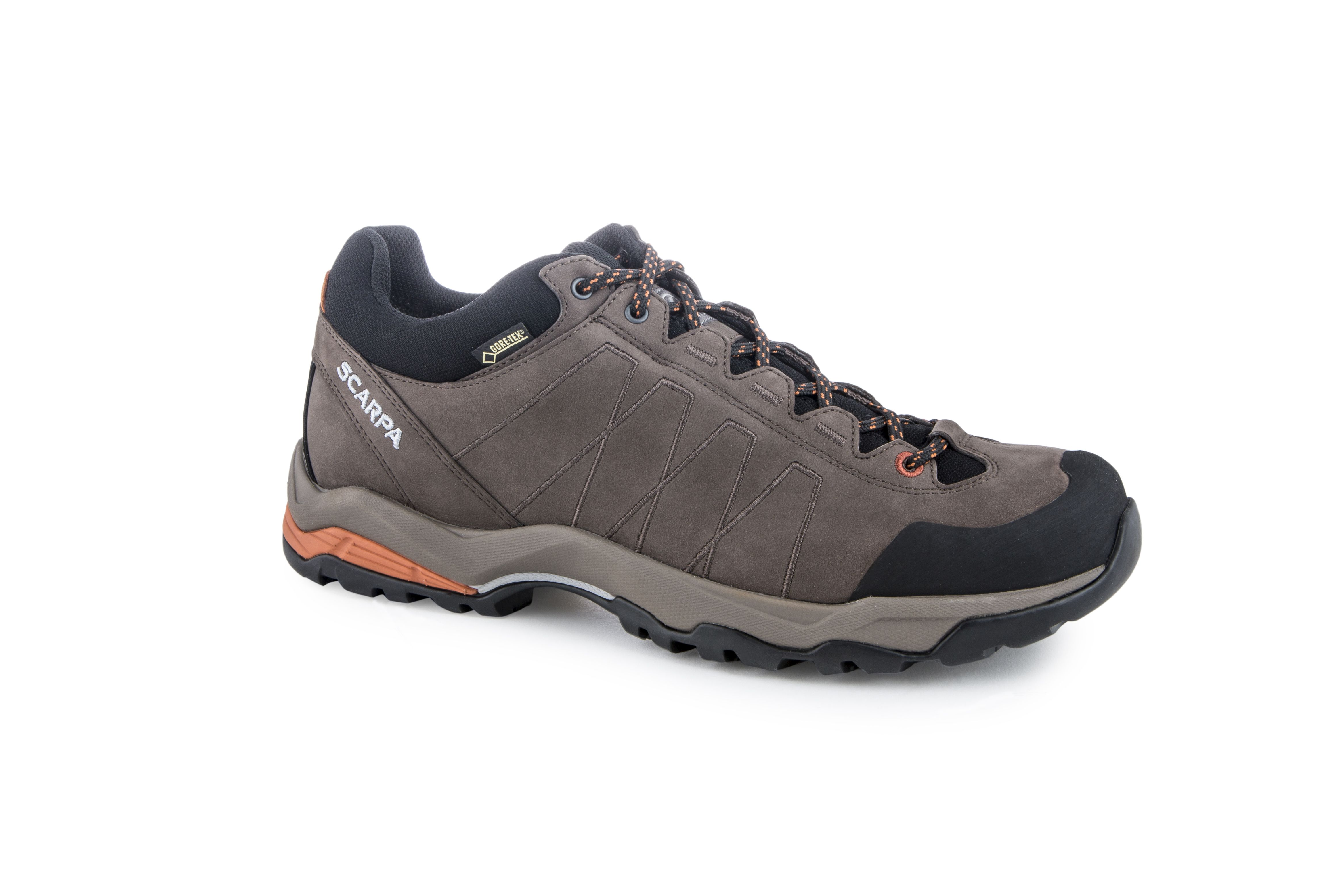 Scarpa Moraine Plus GTX Charcoal/Mango-30