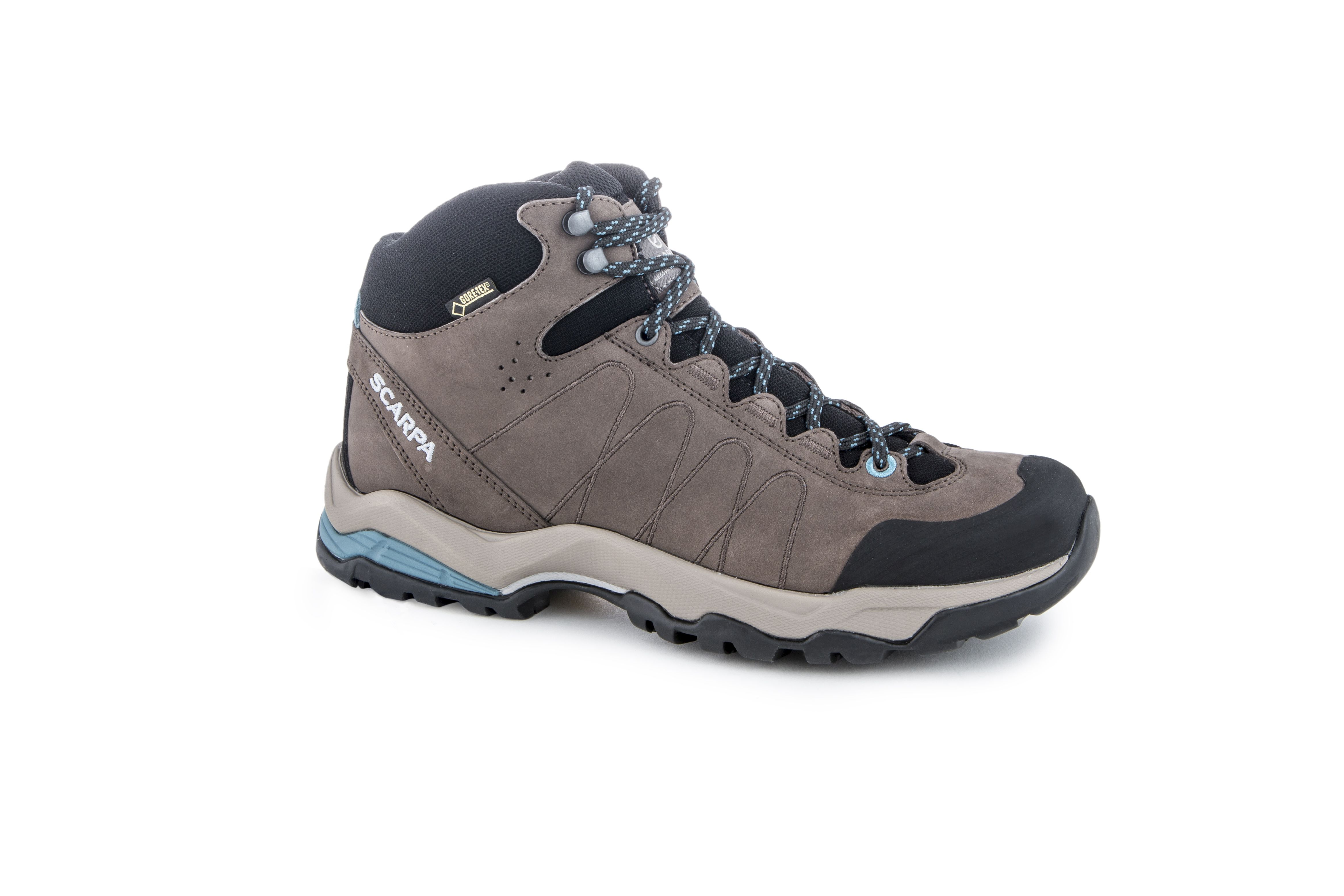 Scarpa Moraine Plus Mid GTX Wmn Charcoal/Air-30