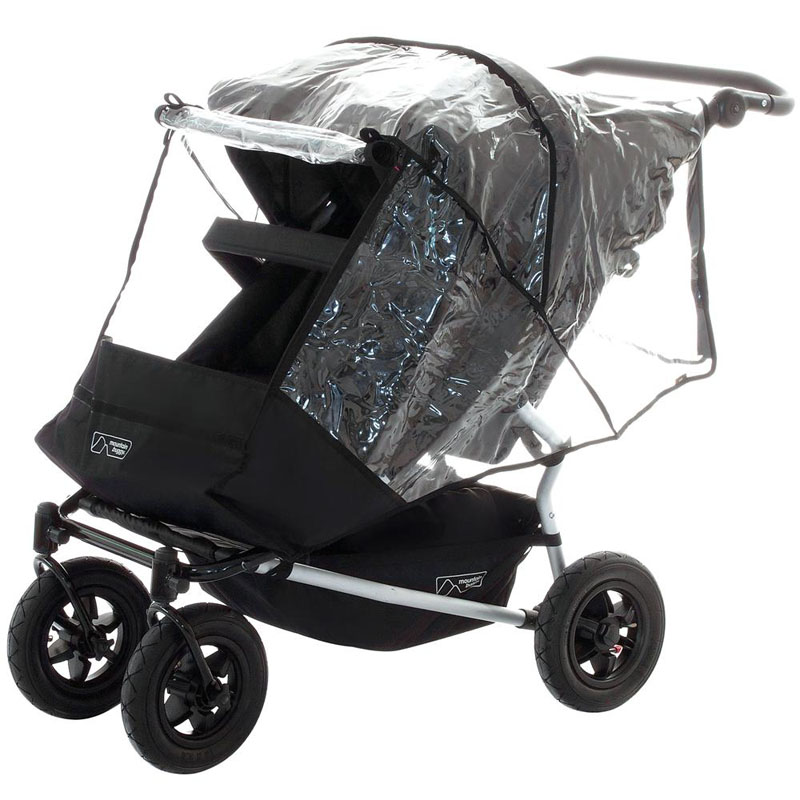 Duet Carrycot Storm Cover-30